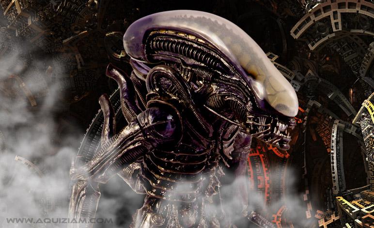 Alien Movie Xenomorph