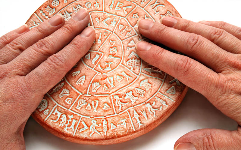 Ancient Technology Phaistos Disk