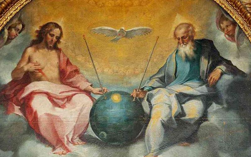 Ancient Technology Sputnik Glorification of the Eucharist