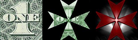 Dollar Bill Knights Templar