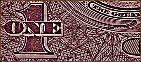 Shiva on the Dollar Bill