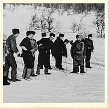 Dyatlov Pass - Search Team in Action