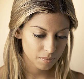 Facial Expressions Shame Sorrow