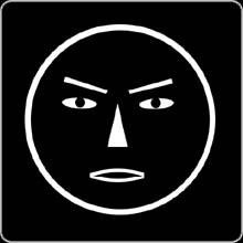 Facial Expression Rage