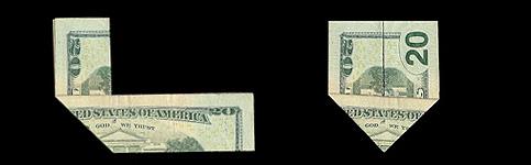 Folding 20 Dollars - Secrets - 911