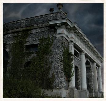 Hellfire Caves Dashwood-mausoleum