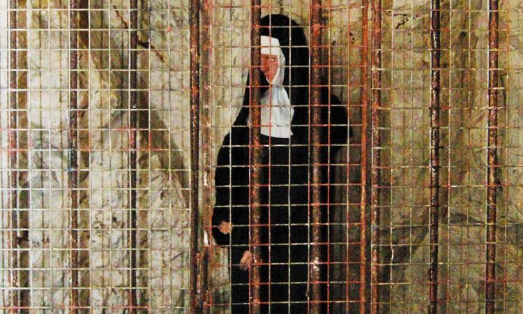 Hellfire Caves - The Nun's Cave