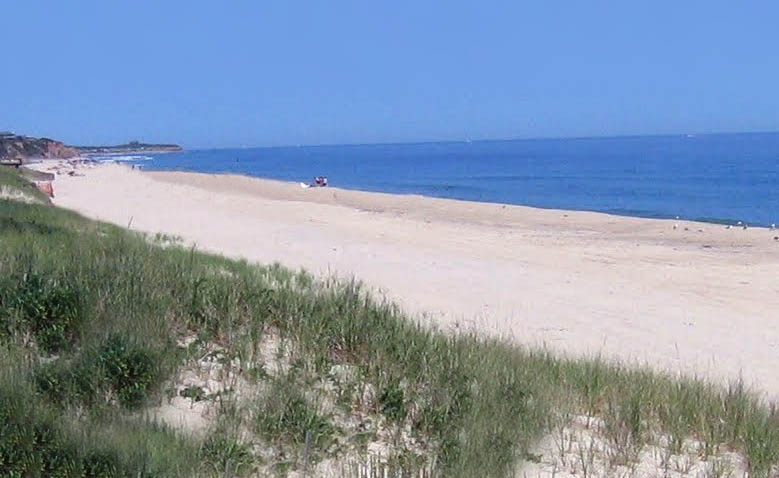Montauk Beach Ditch Plains