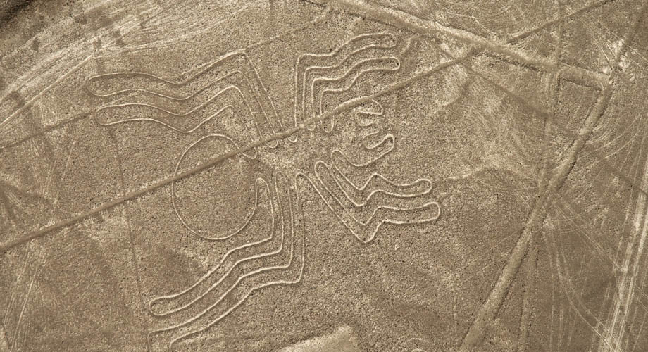 Drawing Lines With Google Earth : Nazca lines google earth aquiziam