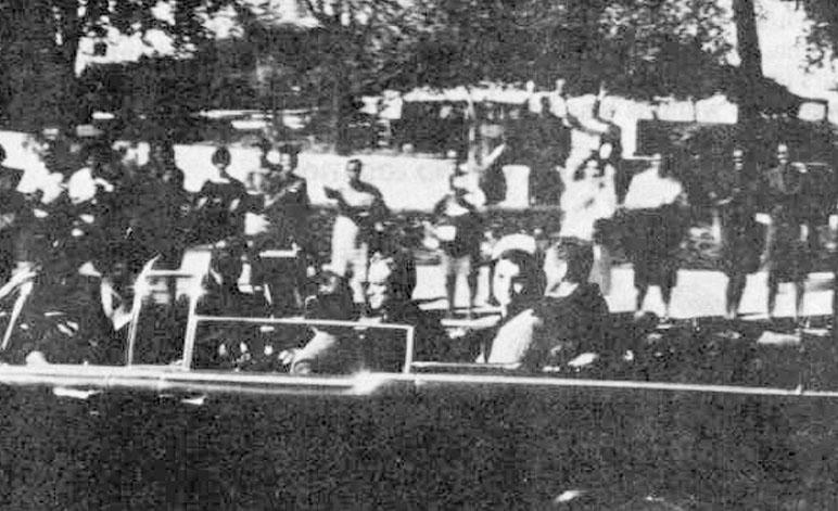 JFK Moment of Assassination