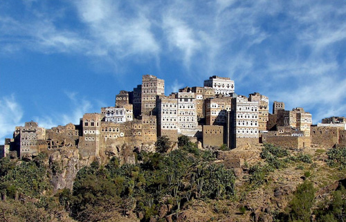 Strange Homes Al Hajarah