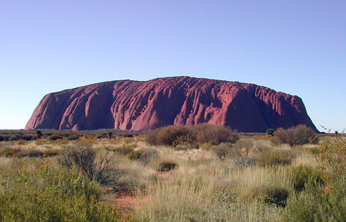Amazing Places - Uluru