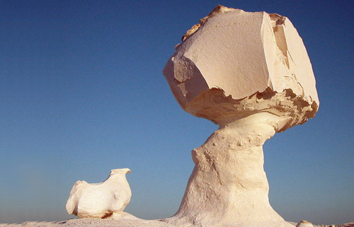Amazing Places - White Desert