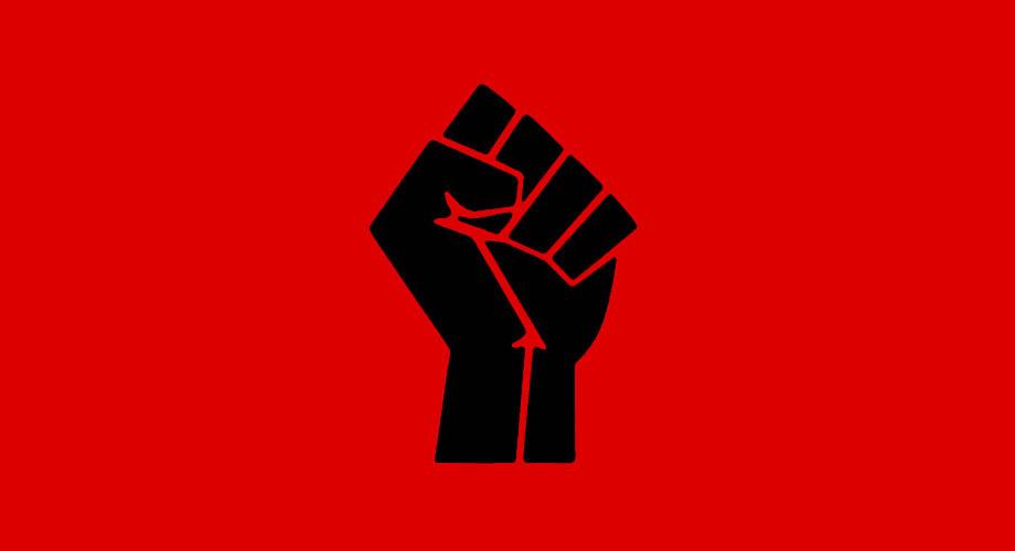 Black Power Symbol Aquiziam