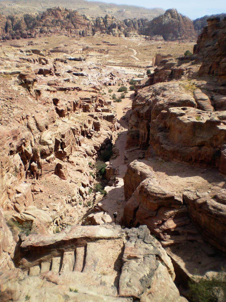 Valley Of Petra Jordan