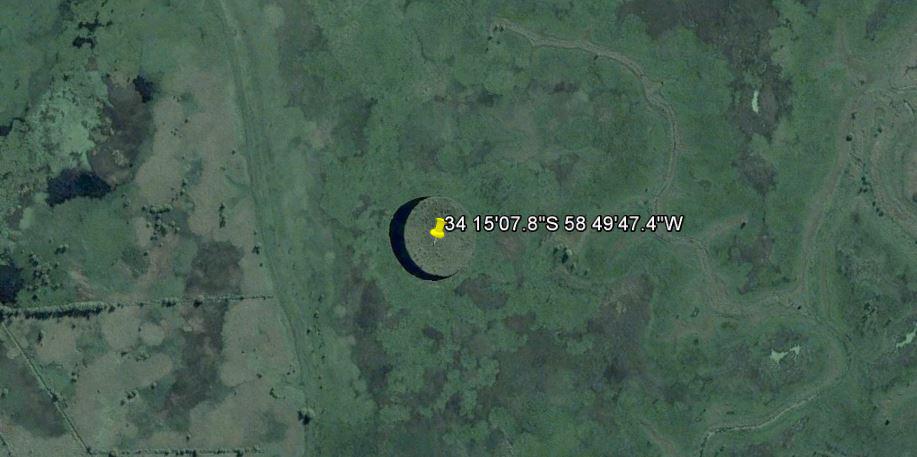 UFO Base found
