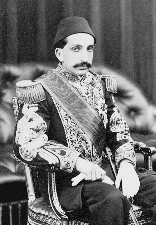 Sultan Abdul Hamid II - Cursed Diamond