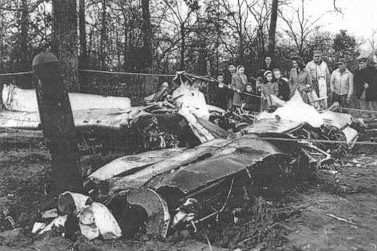 Mantell Incident Plane Crash