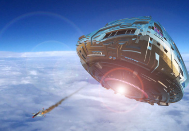 The Mantell Incident UFO