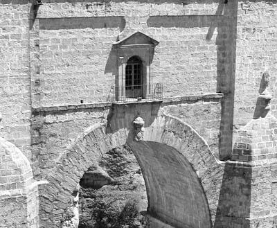Puente Nuevo Window
