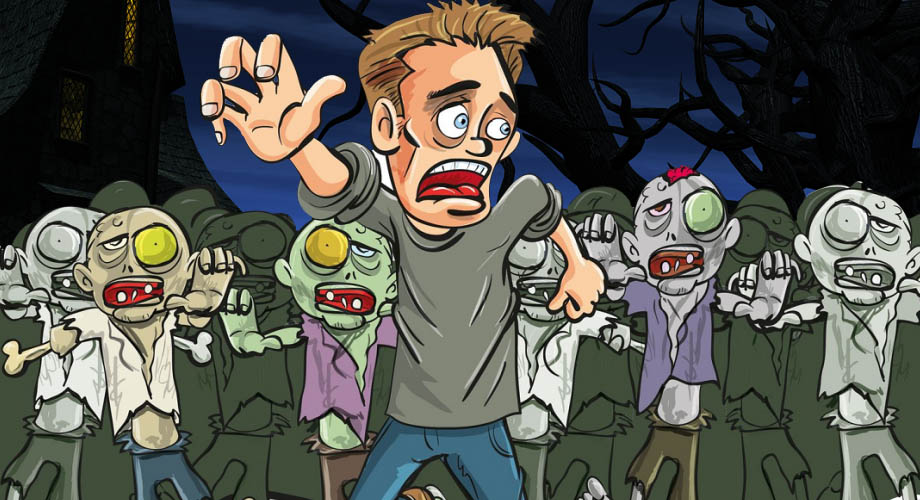 mathematical possibility of a zombie apocalypse Could an actual zombie apocalypse be contained  most mathematical models used for zombie apocalypse scenarios  what is the possibility of a zombie apocalypse.