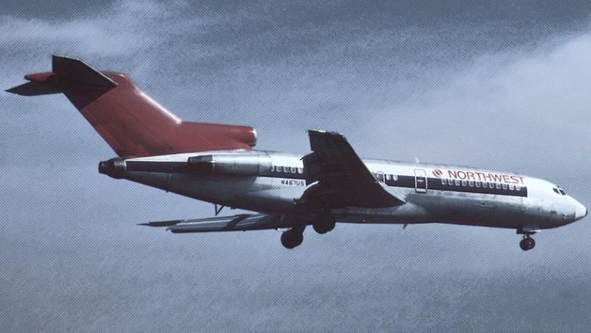 Db Cooper Plane