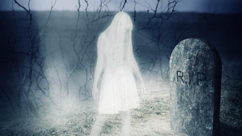 Ghosts and Hauntings - Phantom Girl