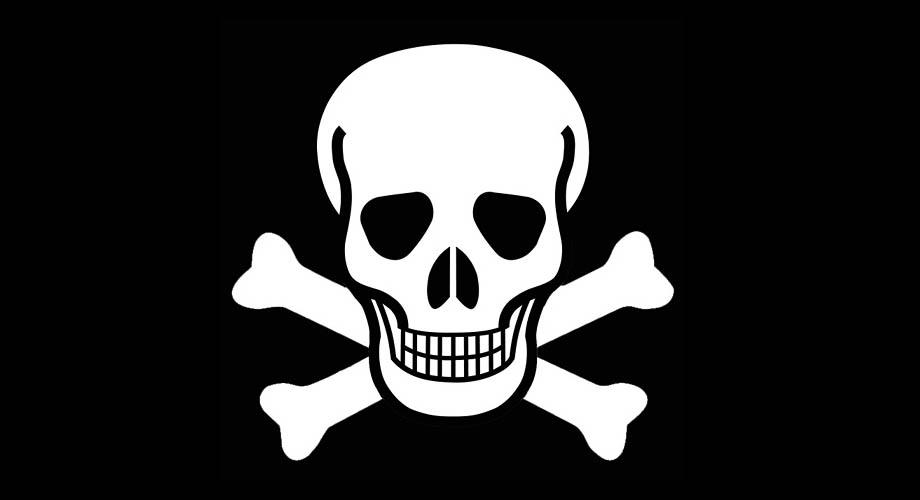 Jolly Roger Pirate Symbol