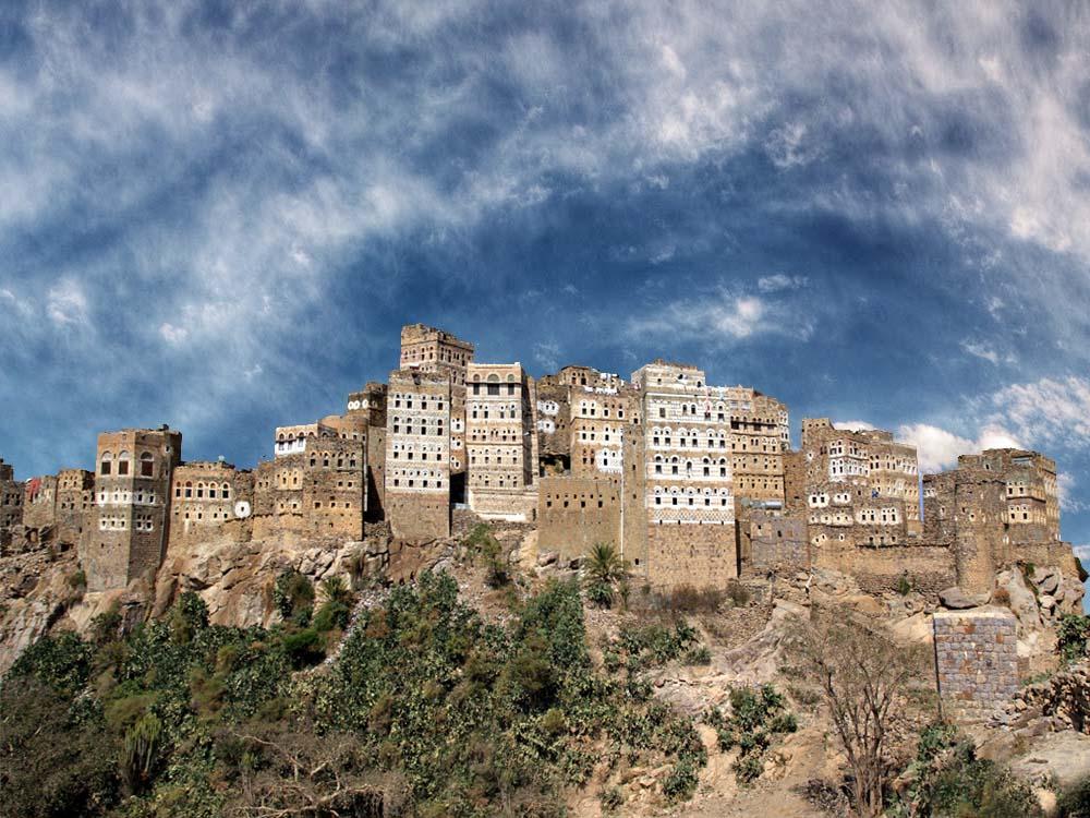 Mysterious Yemen - Al Hajjarah