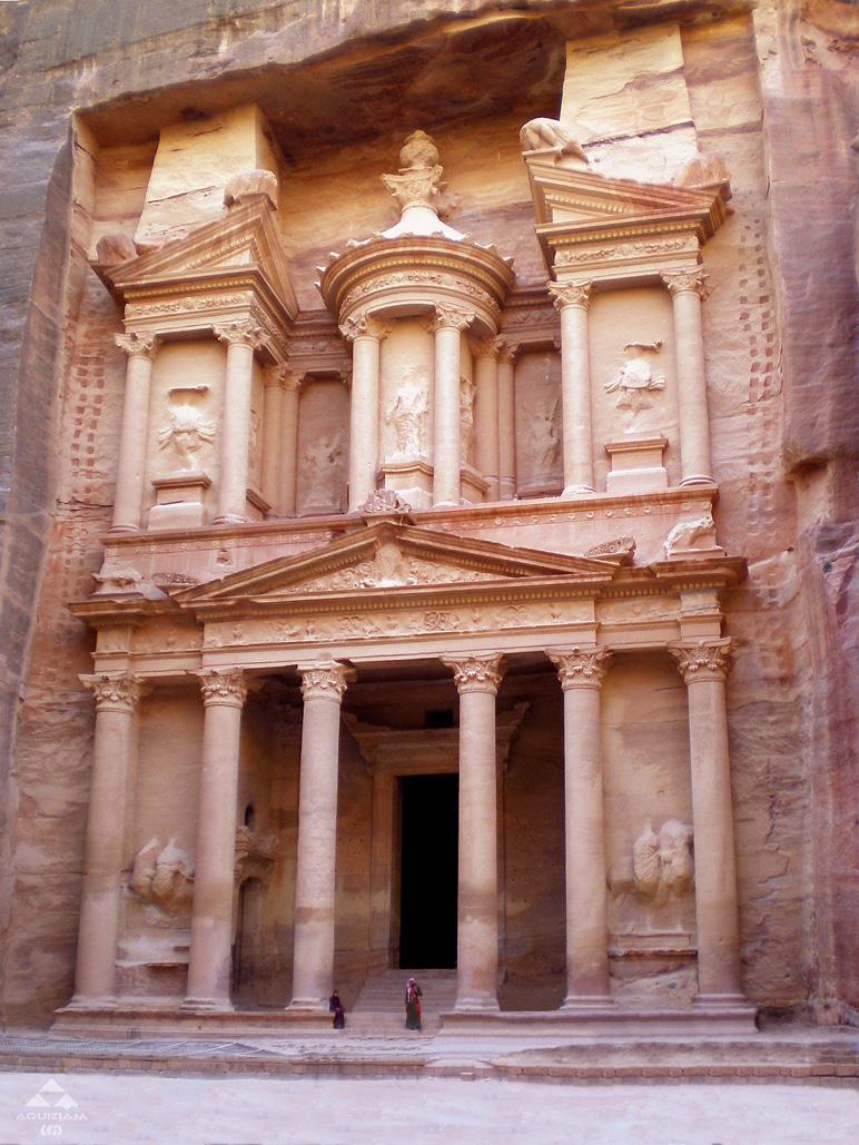 Al Khasneh Treasury Petra