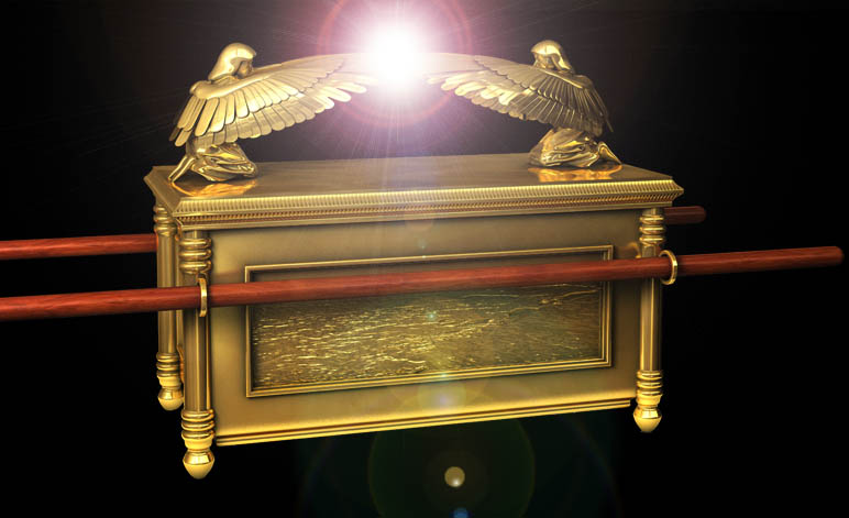Ancient Electricity Ark of Covenant
