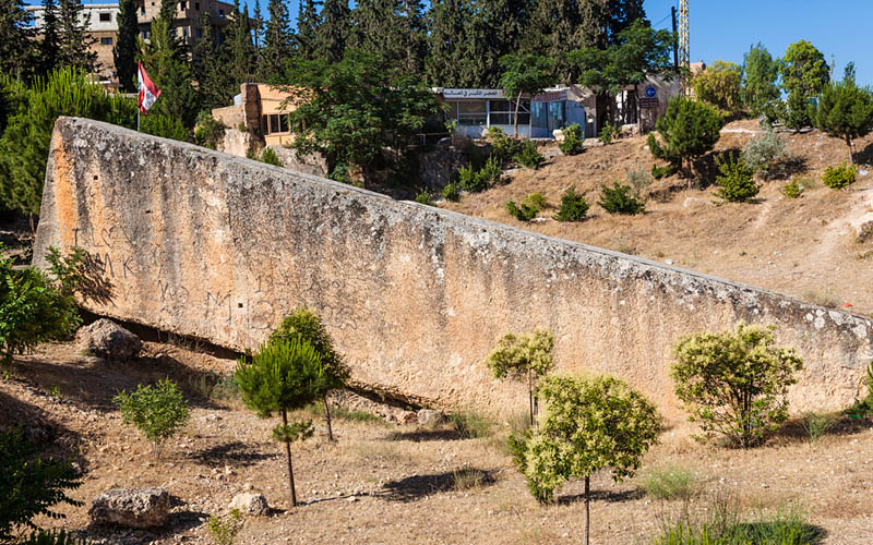 The Baalbeck Megalith