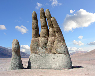 The Atacama Hand