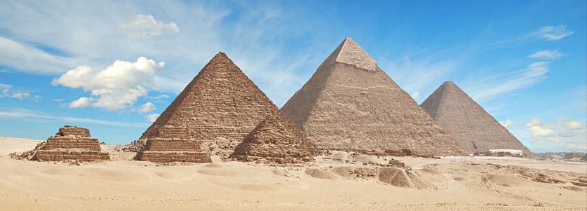 Atlantis Pyramids Egypt