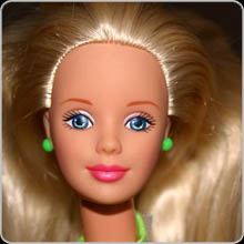 Body Language - Barbie Doll