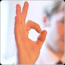 Hand Gesture - OK