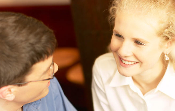 women flirting signs body language test 2017 test