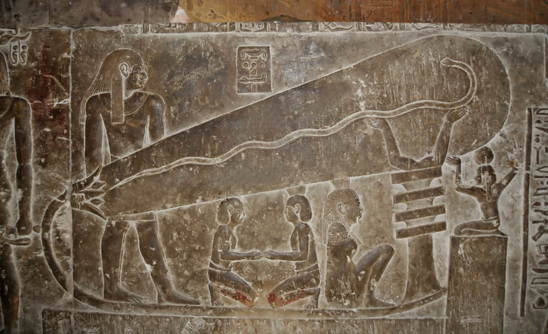 Dendera Lights Ancient Electricity