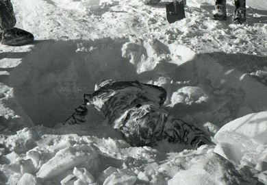 Dyatlov Pass The Bodies