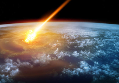 End of World Meteor