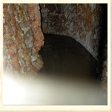 Ghostly Mist of the Helfire Caves