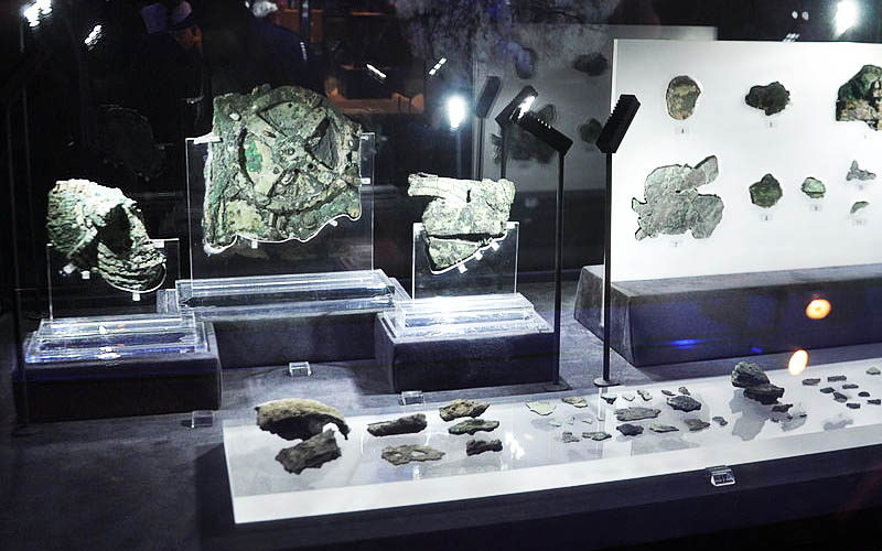 original antikythera mechanism