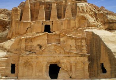 Petra Lost City Jordan