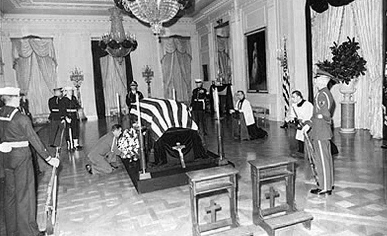 JFK Lying In State