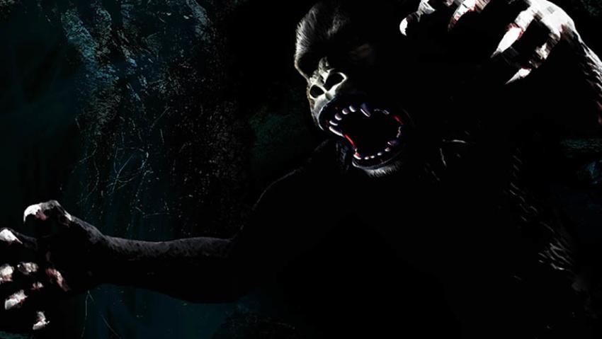 Raka the Ape Man