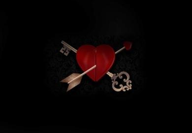 Secret Heart Symbol