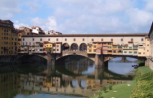 Strange Homes Ponte Vecchio