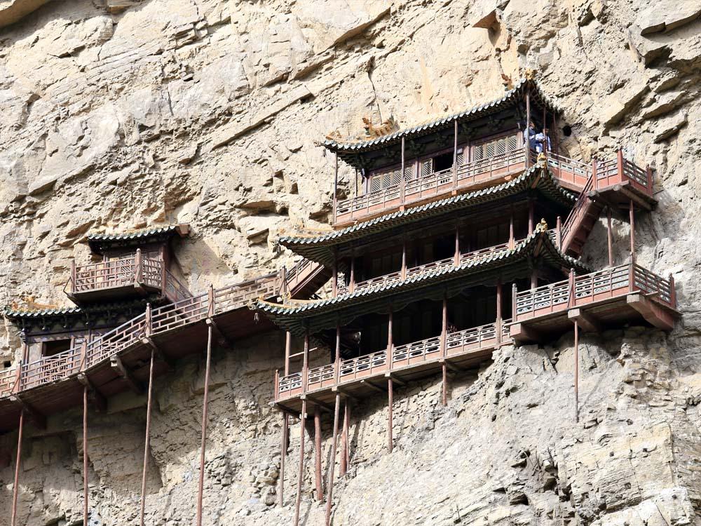 Xuankong Si China