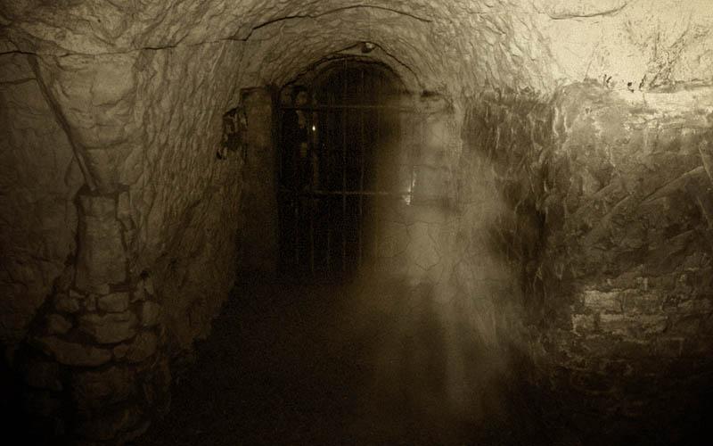 Suki's Ghost Hellfire Caves