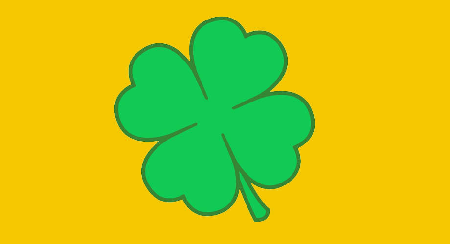 Four Leaf Clover Symbol